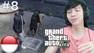 Gaya Anjing - Grand Theft Auto V - GTA 5 Part 8