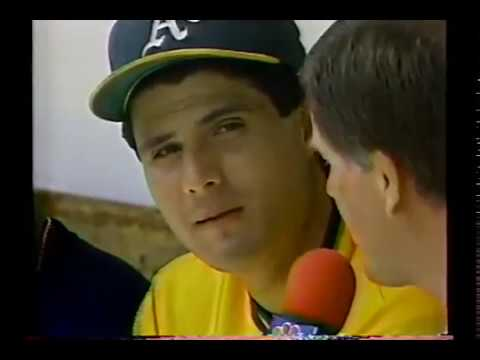 1988 06 25   Twins at Athletics NBC GOW