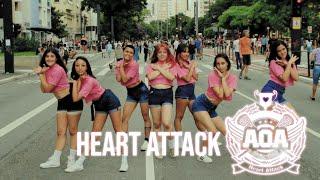 [KPOP IN PUBLIC]  AOA (에이오에이) - Heart Attack (심쿵해) || DANCE …