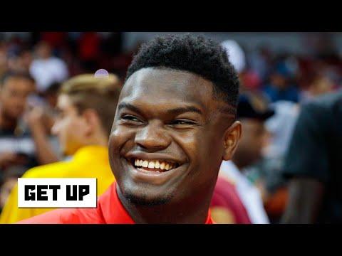 Predicting Zion Williamson''s future on his 20th birthday | Get Up