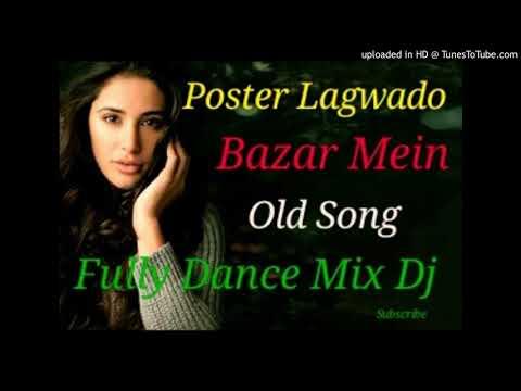 Poster Lagwado Bazar Mein(Hard Bass Super Mix)Dj Song