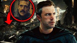 Justice League Snyder Cut Trailer Breakdown! Easter Eggs & 'Hallelujah' Deeper Meaning!