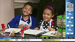 Healthy Little Cooks on FOX45