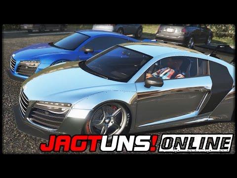 GTA 5 JAGT UNS! #09 | ONLINE | Audi R8 V10 LibertyWalk - Deutsch - Grand Theft Auto 5 CHASE US