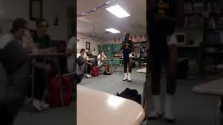 TEEN WEAR A DIAPER TO SCHOOL( DON'T JUDGE CHALLENGE)