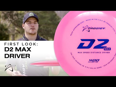 First Look: Prodigy D2 Max Distance Driver | Disc Review