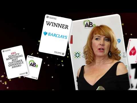 Barclays Wealth Management - Winner of the ABa Quality Monitoring Best Customer Experience Award