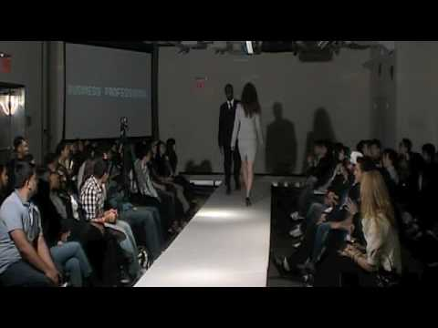 Segment 1: Business Professional- BaruchWIB Dress For Success Corporate Fashion Show