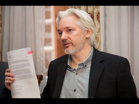 Julian Assange verhaftet - eine Schande für Europa!