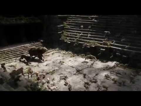 El Libro De La Selva: Primer Avance (Subtitulado)
