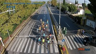 "32th ATHENS CLASSIC MARATHON ""THE AUTHENTIC"" 2014 -  FROM START TO FINISH - DRONE VIEW by VMAdigital"