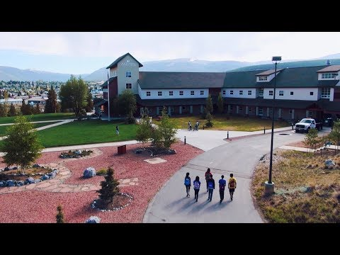 Living on Campus @ Colorado Mountain College
