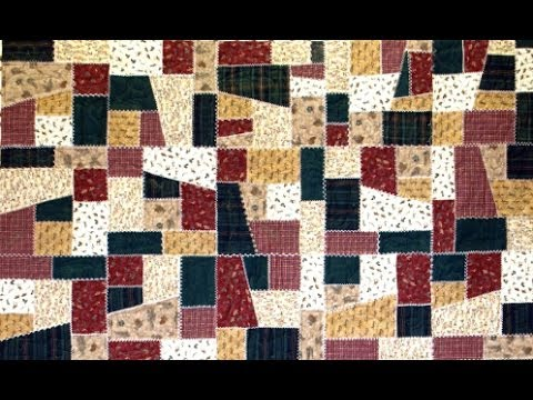 Crazy Quilt quilt video by Shar Jorgenson - YouTube : quilting videos on youtube - Adamdwight.com