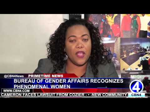 BUREAU OF WOMEN RECOGNIZES THENOMINAL WOMEN