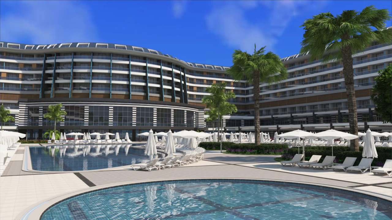 Eftalia Ocean Resort Spa Hotel Alanya