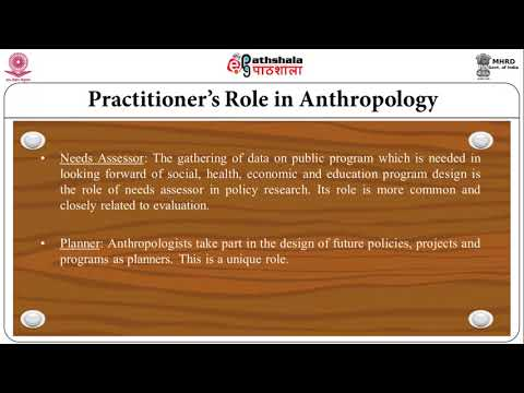 Introduction to applied anthropology