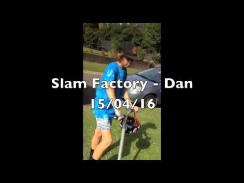 Dans Birthday - Slam Factory