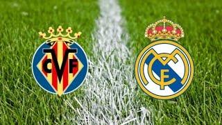 Campeonato Espanhol: Villarreal vs Real Madrid 26/02/17