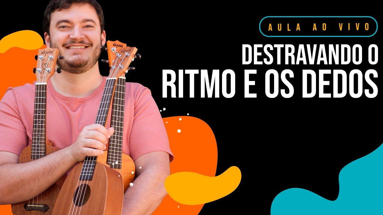 Ukulele para Iniciantes #02 | DESTRAVANDO O RITMO E OS DEDOS + SORTEIO DE UKULELE