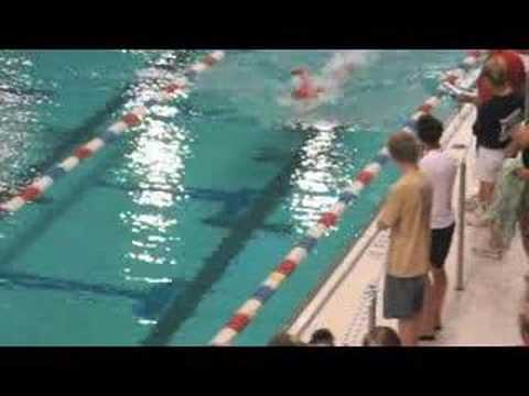 Joe Vogel 800m Free Final 2007 Eastern Zones