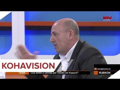 RUBIKON - Cila është e vërteta për miellin në Kosovë? 26.02.2015