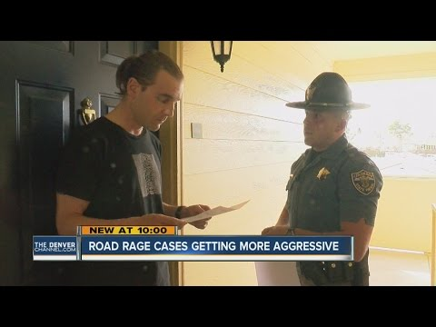 Road Rage Cases Getting Uglier, More Aggressive