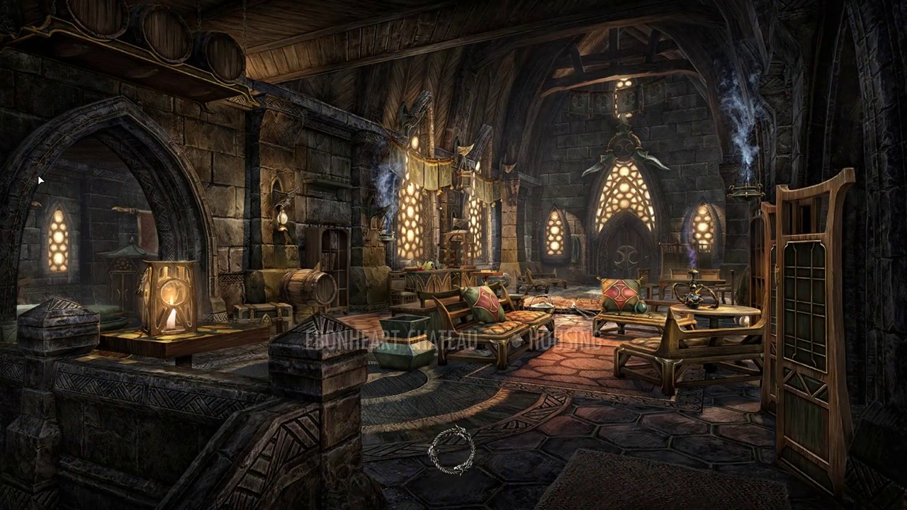 Eso House Crafting Station