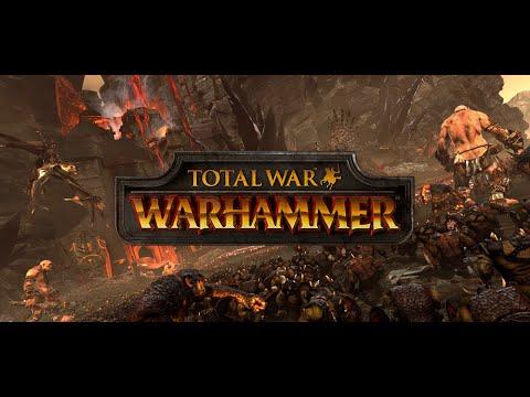 تحميل لعبة total war warhammer