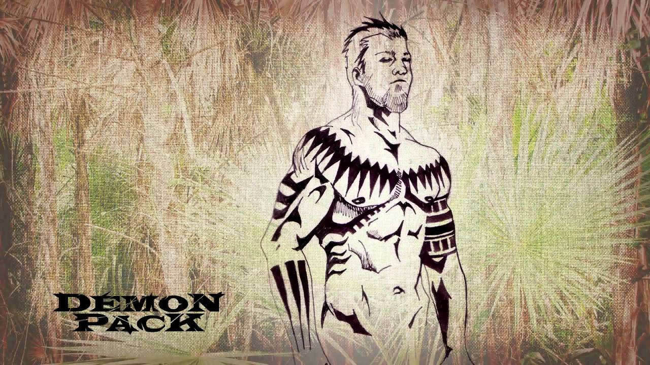 Tribal Kingdom Pt. 1 Tattoo Inspired Drawings ...