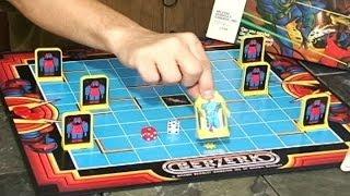 A Board Game Video Game: Berzerk [Milton Bradley]