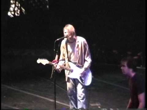 Nirvana - Radio Friendly Unit Shifter (Tallahassee,Fl) 12.2.93  (Never Before Seen Footage)