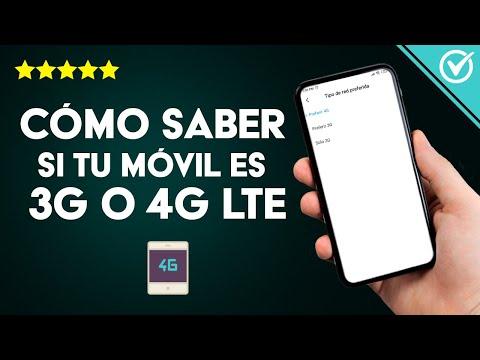 Cómo Saber si mi Móvil es Compatible con la red 3G y 4G LTE de Movistar, Claro, Tigo