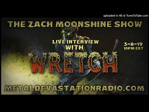 Wretch - Interview 2019 - The Zach Moonshine Show