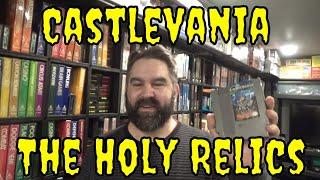 NES Castlevania The Holy Relics