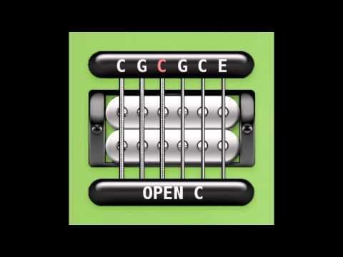 Perfect Guitar Tuner (Open C)