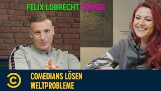Comedians lösen Weltprobleme - mit Felix & Tahnee | Arm-Reich-Gefälle | Comedy Central DE