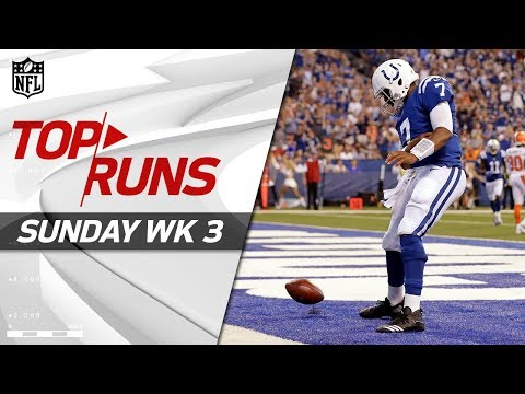 Top Runs from Sunday | NFL Week 3 Highlights
