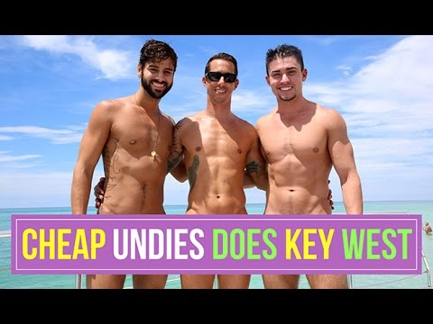 Cheap Undies Does Key West