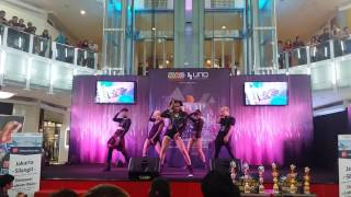 KPOP Cover Dance WAP CREW as 4Minute (Intro Volume Up+What's Your Name+Hate+Dance Break)