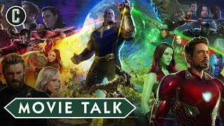 Avengers: Infinity War to Become the Highest Opening Weekend Ever At Box Office? - Movie Talk