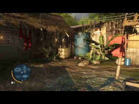 Far Cry 3 Savages Character Trailer One Vaas And Buck Youtube