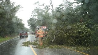 HEAVY DAMAGE IN OBX