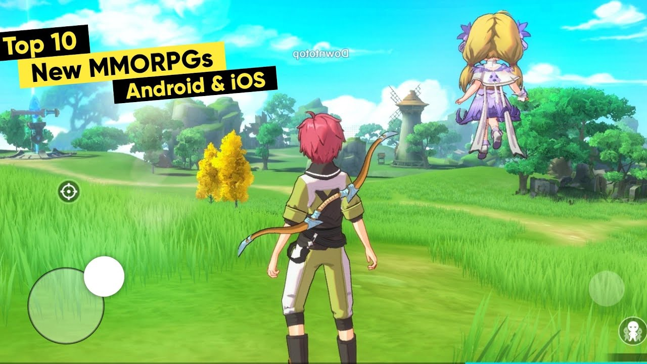 Top 10 Best MMORPG Games on Android & iOS 2021 | Top 10 MMORPGs to Play in 2021