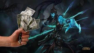 Как заработать реальные деньги в League of Legends