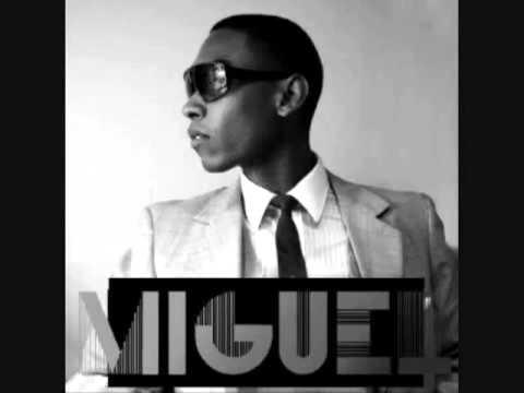 Miguel Jontel ft  J  Cole   All I Want Is You Lyrics