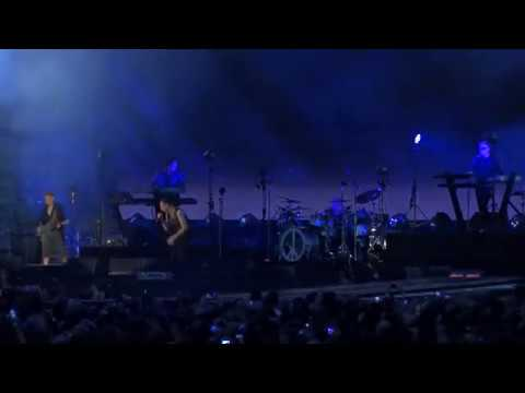 DEPECHE MODE - GLOBAL SPIRIT TOUR LIVE '17 - BOLOGNA STADIO DALL'ARA 29-06-2017