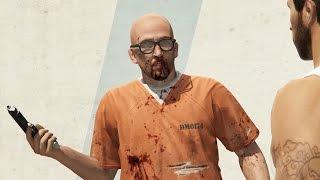GTA 5 Online - Heist #2 - The Prison Break (Complete)