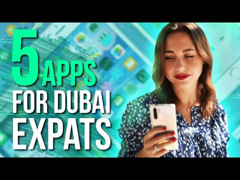 5 Useful apps for Dubai expats.
