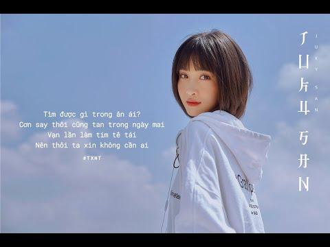 Thiên Hạ Hữu Tình Nhân (Cover) - JUKY SAN | Ost Thần Điêu Đại Hiệp 1995