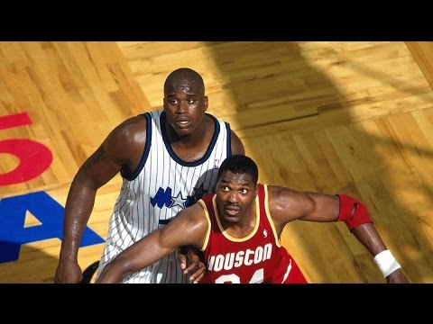 1995 NBA Champions - Houston Rockets - Double Clutch